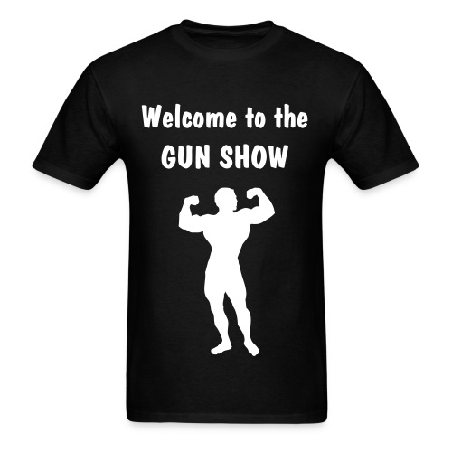 Gun Show Tee - Men's T-Shirt