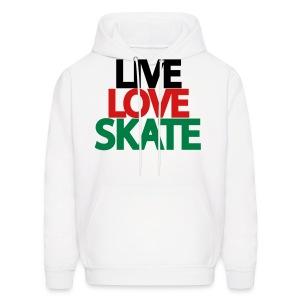 lets skate - Men's Hoodie