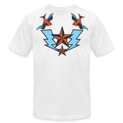 Designer Birds T-shirt - Men's Fine Jersey T-Shirt