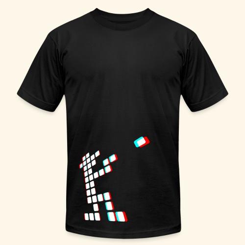 3Doutlaw - Men's Fine Jersey T-Shirt