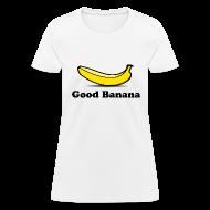 Women's T-Shirts ~ Women's T-Shirt ~ Good Banana