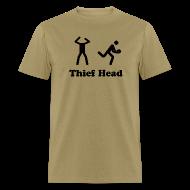 T-Shirts ~ Men's T-Shirt ~ Thief Head