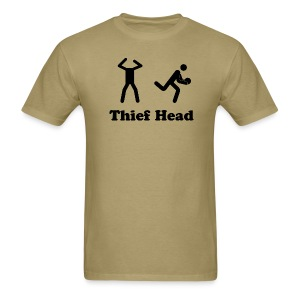 Thief Head - Men's T-Shirt