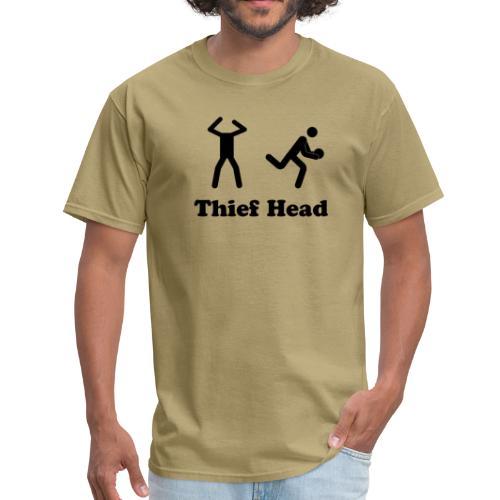 Thief Head - Men's T-Shirt