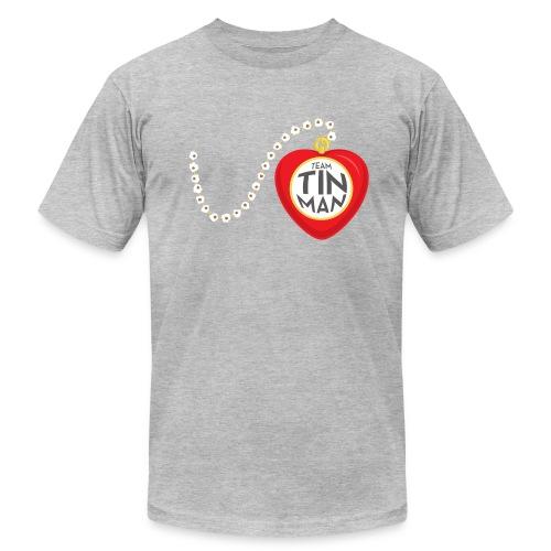 Team Tin Man generic men's tee - Men's Fine Jersey T-Shirt