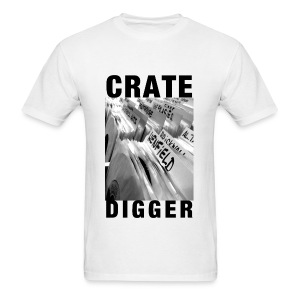 Certified Crate Digger - Men's T-Shirt