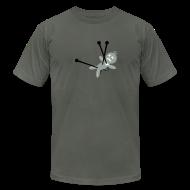 T-Shirts ~ Men's T-Shirt by American Apparel ~ Voodoo Doll 3.0