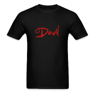 T-Shirts ~ Men's T-Shirt ~ Devil