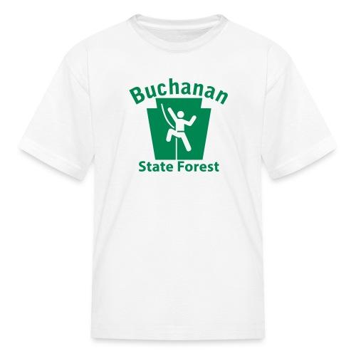 Buchanan State Forest Keystone Climber - Kids' T-Shirt