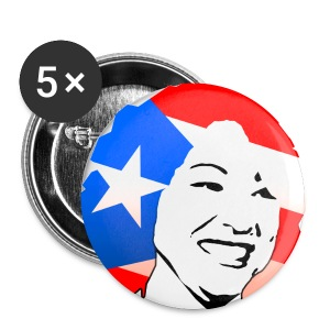 Sonia Sotomayor Buttons (5 pack) - Large Buttons