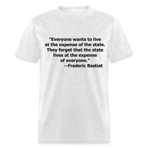State expense... - Men's T-Shirt