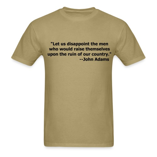 Disappointed tyrants... - Men's T-Shirt