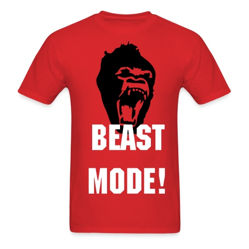 GORILLA-BSTMDE - Men's T-Shirt