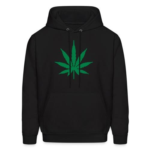 Men's weed - Men's Hoodie