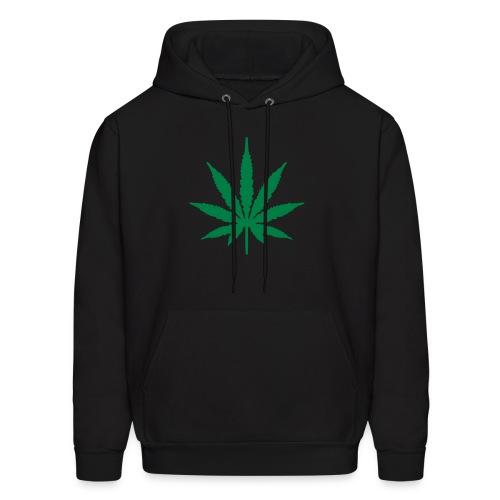 mens weed hoodie - Men's Hoodie