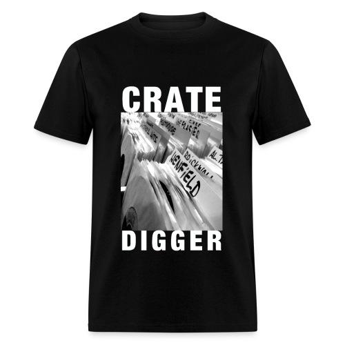 Certified Crate Digger - Men's T-Shirt