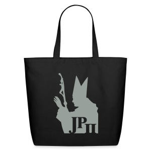 JP II Tote Bag - Eco-Friendly Cotton Tote