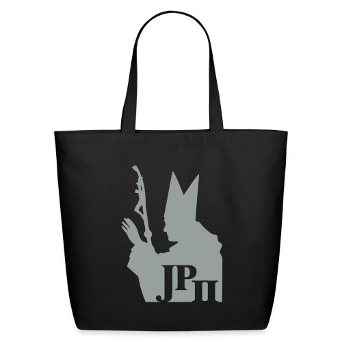 JP II Tote Bag - Eco-Friendly Cotton Tote