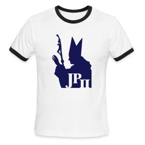 JP II Men's Ringer Tee - Men's Ringer T-Shirt