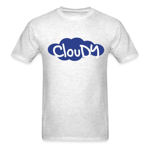 Cloudy - Men's T-Shirt
