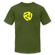 T-Shirts ~ Men's T-Shirt by American Apparel ~ Spinner