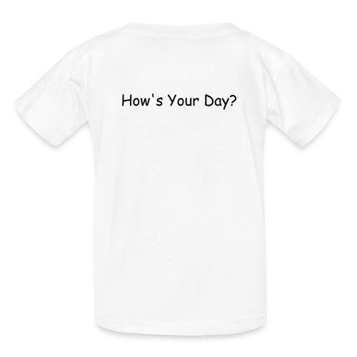 Lazy DAY. - Kids' T-Shirt
