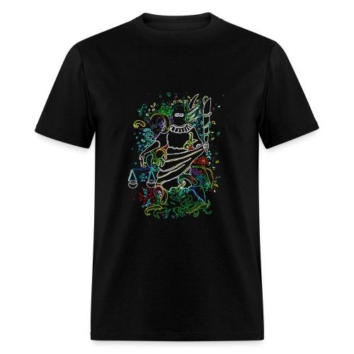 Real Justice II Men's - Men's T-Shirt