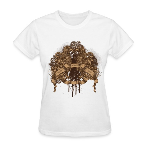 Gold Crest Tee - Women's T-Shirt