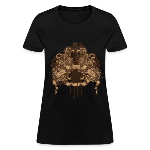 Gold Crest Tee - Women's T-Shirt