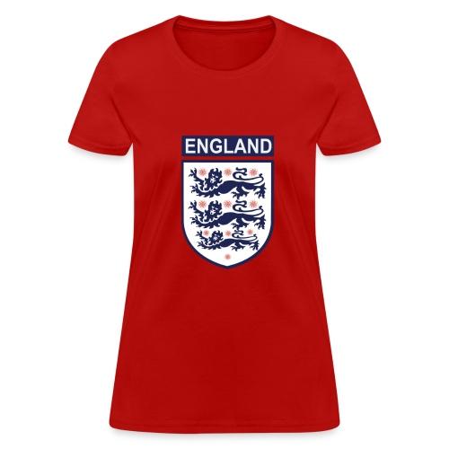 England Tee - Women's T-Shirt