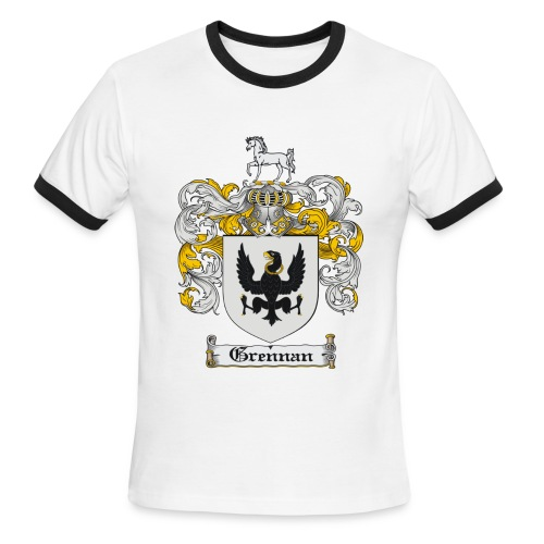 Grennan T Ringer - Men's Ringer T-Shirt