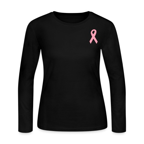 Breast Cancer (Save The Tits) - Women's Long Sleeve Jersey T-Shirt