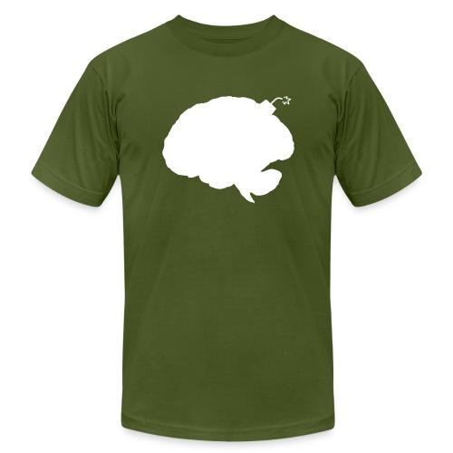 Brainbomb - Men's Fine Jersey T-Shirt