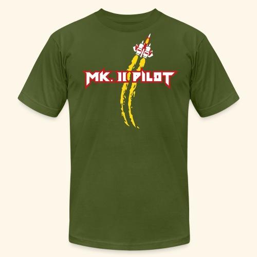 Mk. II Pilot  - Men's Fine Jersey T-Shirt