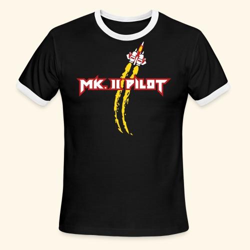 Mk. II Pilot - Men's Ringer T-Shirt