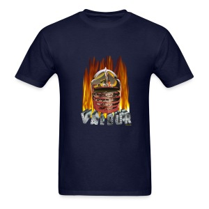 Valour And Fire Value T-shirt - Men's T-Shirt