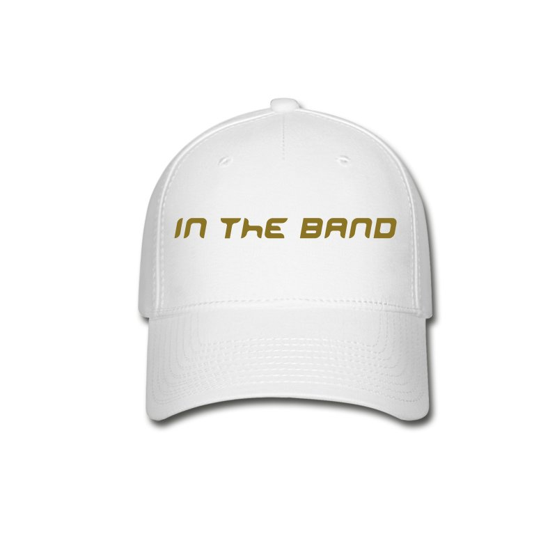 In The Band Cap - Baseball Cap