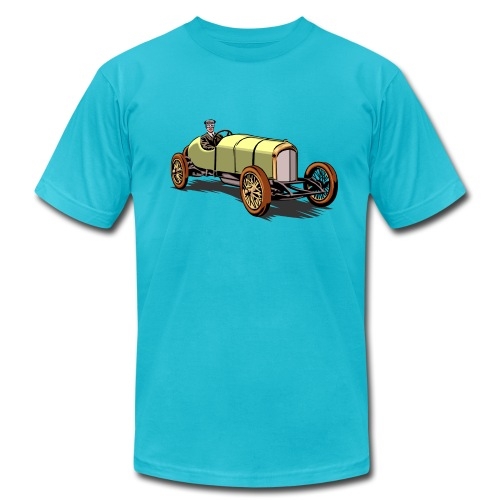 old race - Men's  Jersey T-Shirt