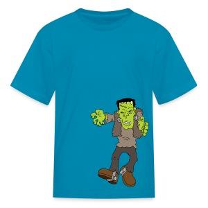 frankenstein - Kids' T-Shirt