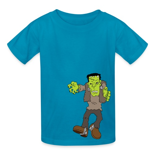 frankenstein - Kids' T-Shirt