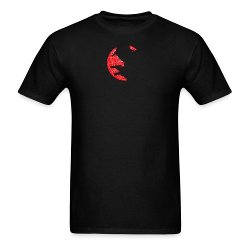 The Spider Silhouette Tee (M) - Men's T-Shirt