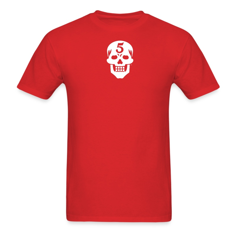 Operator 5 Skull Tee (M) - Men's T-Shirt