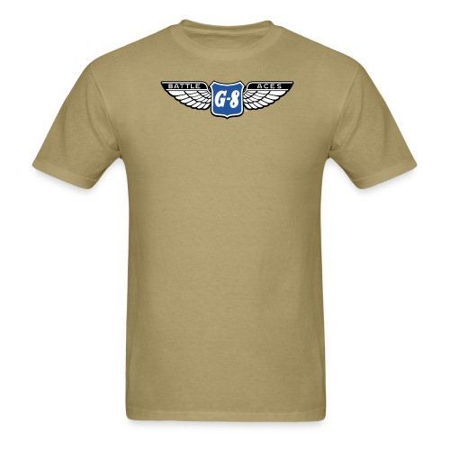 G-8 Wings Tee (M) - Men's T-Shirt
