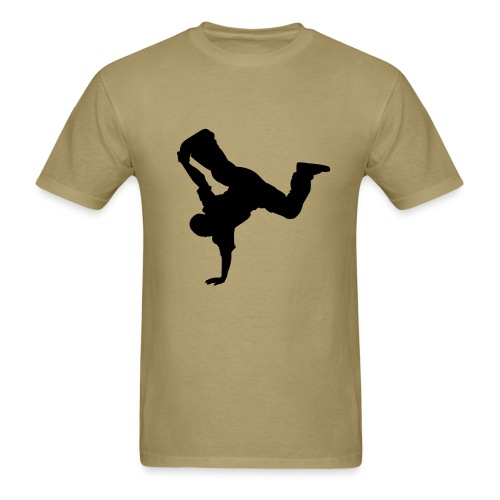 Break Dancer - T-Shirt - Men's T-Shirt