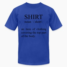 Royal blue SHIRT T-Shirts
