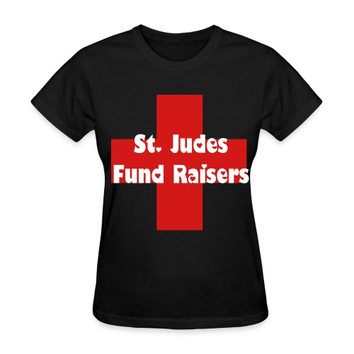 St Judes Fund Raisers - Women's T-Shirt