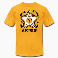 Aries Zodiac Sign Shirt