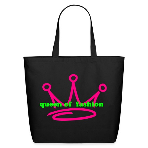 Queen Of Fashion - Eco-Friendly Cotton Tote