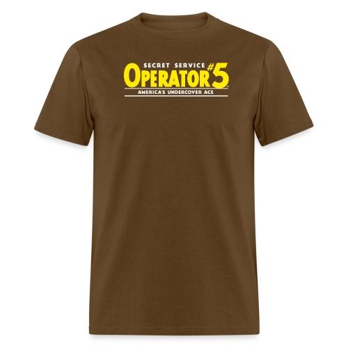 Operator 5 Logo 1934 Tee (M) - Men's T-Shirt