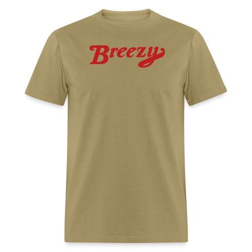 Breezy Tee (M) - Men's T-Shirt
